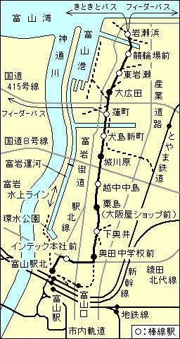 Toyamako-LineRouteMap2015
